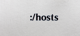 How to use hosts file to block unwanted websites and updates