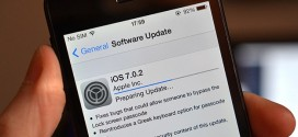 iOS 7.0.2 is out fixing their lock screen bypass bug