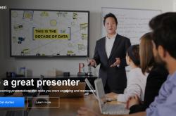 Presentation using Prezi
